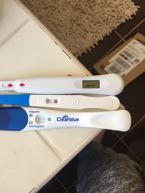 False Positive Pregnancy Test - Year of Clean Water