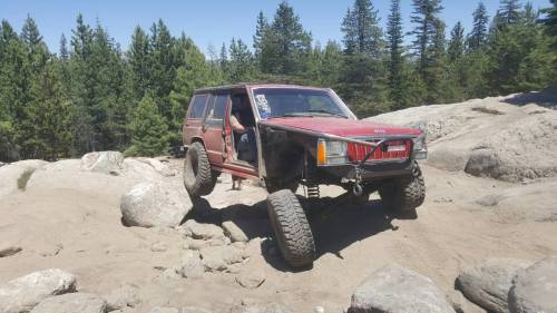 small resolution of 1989 jeep cherokee laredo 4 0 aw4 np231 tcase with sye runs great drives great clean title pink in hand current tags brand new 35s with brand new rims