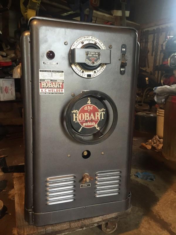 Vintage Hobart Welder Parts - Year of Clean Water