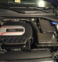 i installed the 034 motorsport carbon fiber engine cover battery cover and fuse box vwvortex com  [ 1536 x 1152 Pixel ]