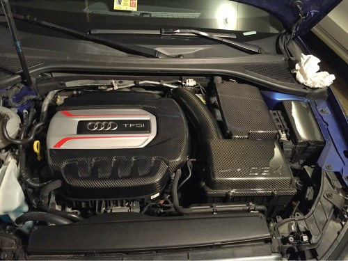 small resolution of i installed the 034 motorsport carbon fiber engine cover battery cover and fuse box vwvortex com