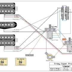 Prs Wiring Diagram 5 Way 2005 Ford Explorer Xlt Stereo Superswitch H S Advice