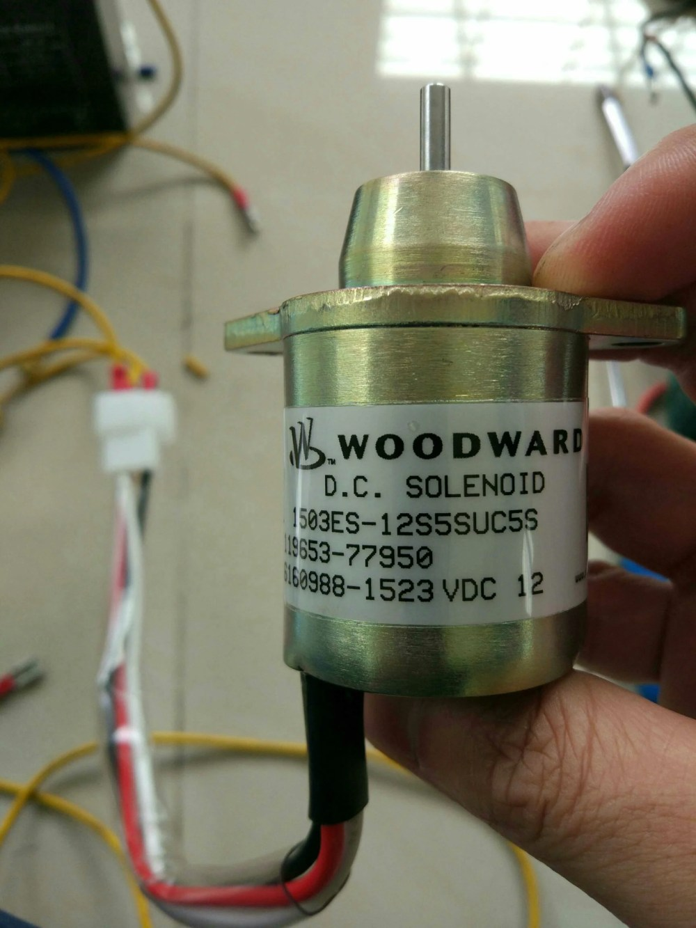 medium resolution of fuel stop solenoid woodward electrician talk professional wiring solenoid fuel