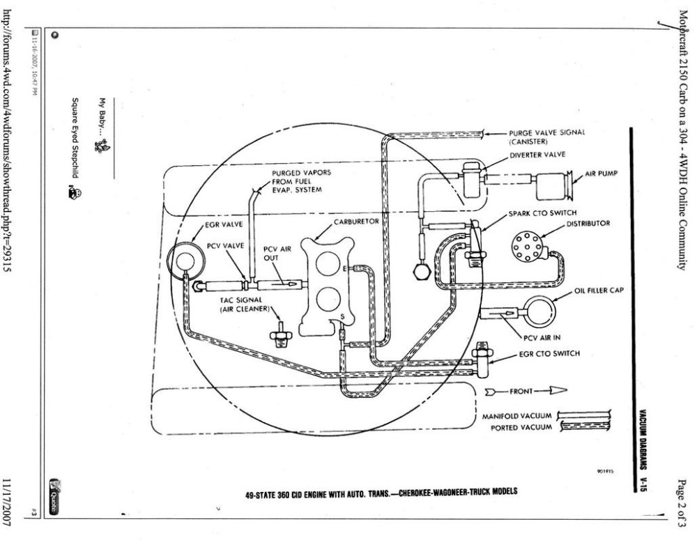 medium resolution of tracvacuumdiagram cj7 quadra trac vacuum diagram wwwjeep 4 16 cj7 quadra trac vacuum diagram wwwjeep cjcom