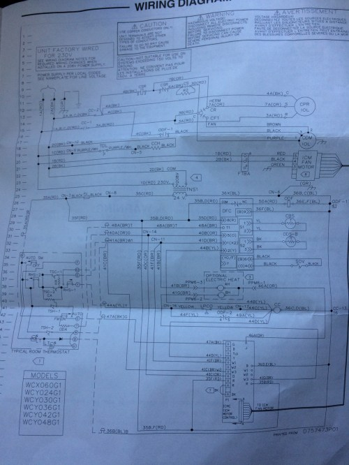 small resolution of genteq eon wiring diagram trane wiring diagrams wiring genteq capacitor catalog genteq 27l570