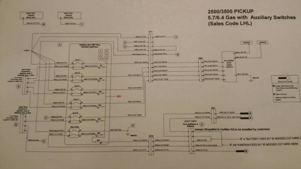 medium resolution of wiring diagram for 2012 ram aux switch 38 wiring diagram ford upfitter switch wiring directions 150 2014 f ford svt raptor
