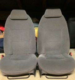 for sale for sale saab 900 seats [ 1024 x 768 Pixel ]