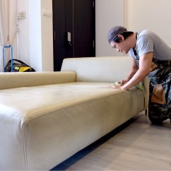 How To Clean A Cream Leather Sofa Kivik Cover King Cleaning Service Massimmo 5 431 L In