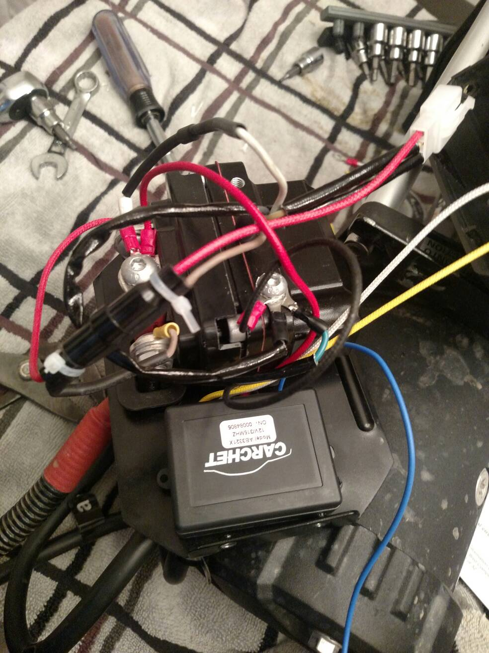 hight resolution of how to wireless winch controller with smittybilt xrc and others light switch wiring diagram report