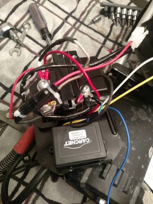 small resolution of how to wireless winch controller with smittybilt xrc and othersreport this image