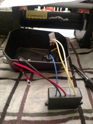 Howto: Wireless Winch Controller with Smittybilt XRC (and