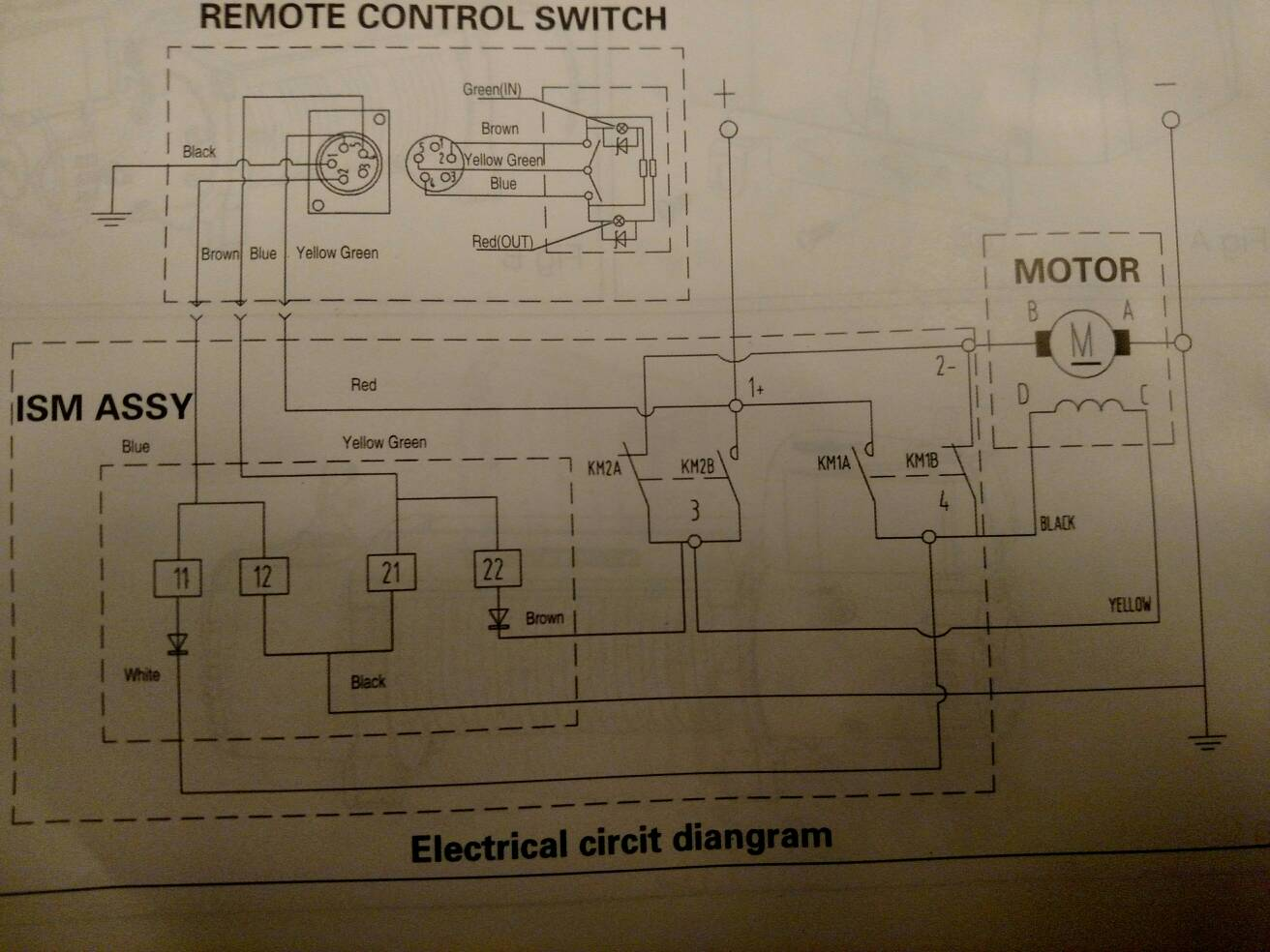 Solenoid Switch Wiring Diagram In Addition Winch Switch Wiring Diagram