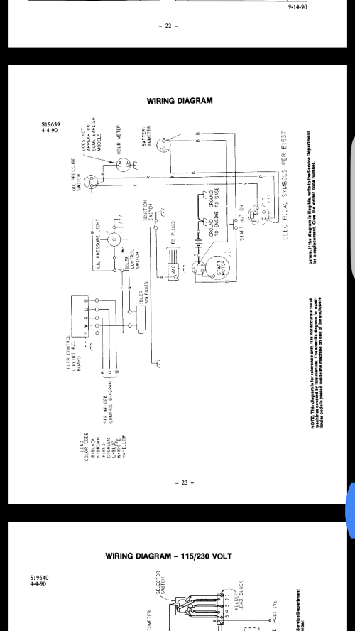 small resolution of sa 250 wiring diagram