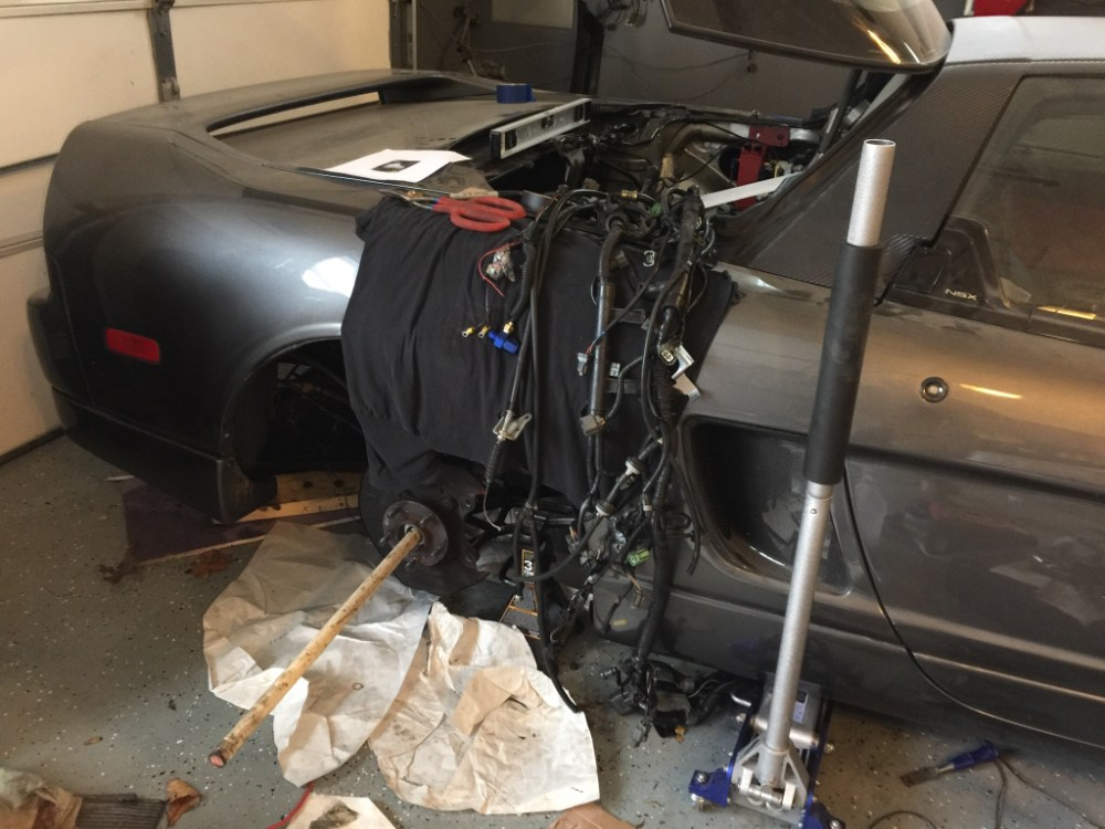 medium resolution of here is list of parts items that i needed to get so far will update as i go 1 acura cl engine with 6 speed tranny 2 left and right engine wiring