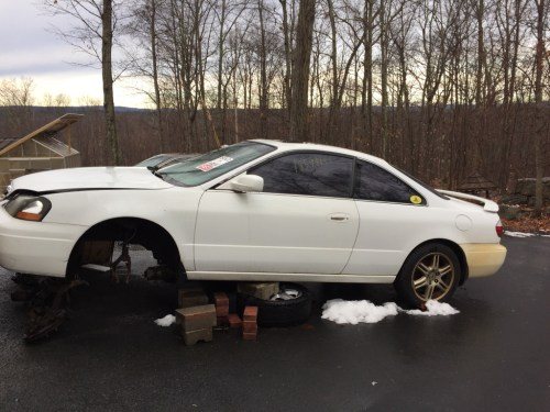 small resolution of here is list of parts items that i needed to get so far will update as i go 1 acura cl engine with 6 speed tranny 2 left and right engine wiring