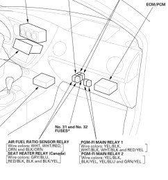 report this image clicking noise under glove box club rsx message board report this image complex rsx o2 sensor wiring diagram 2003 acura  [ 750 x 1334 Pixel ]