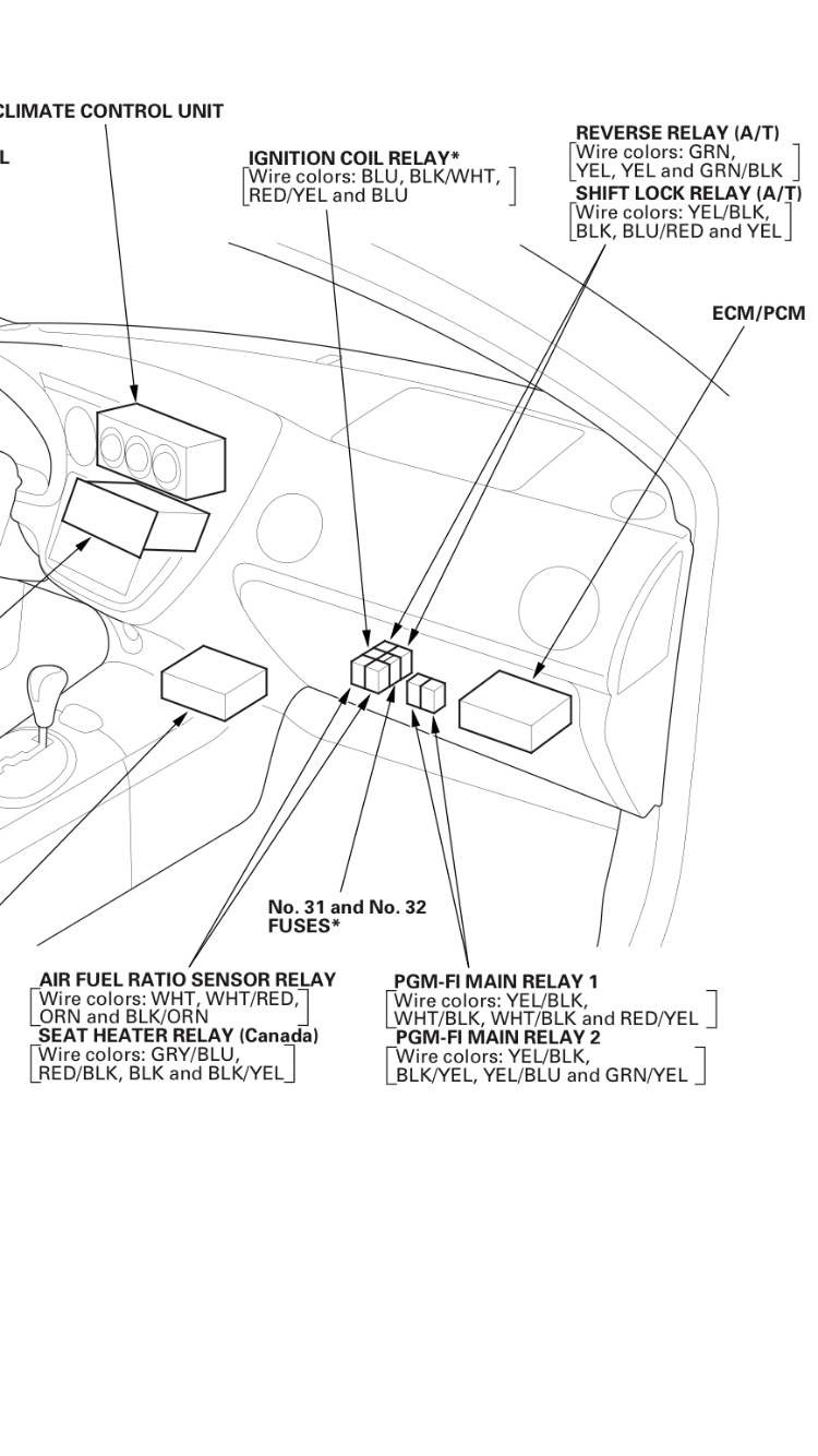 hight resolution of report this image clicking noise under glove box club rsx message board report this image complex rsx o2 sensor wiring diagram 2003 acura
