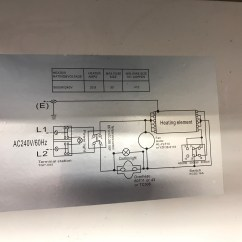 Garage Heater Wiring Diagram Drum Parts Comfort Zone Cz220 33