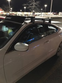 Drive Accord Honda Forums - Yakima roof rack positioning...
