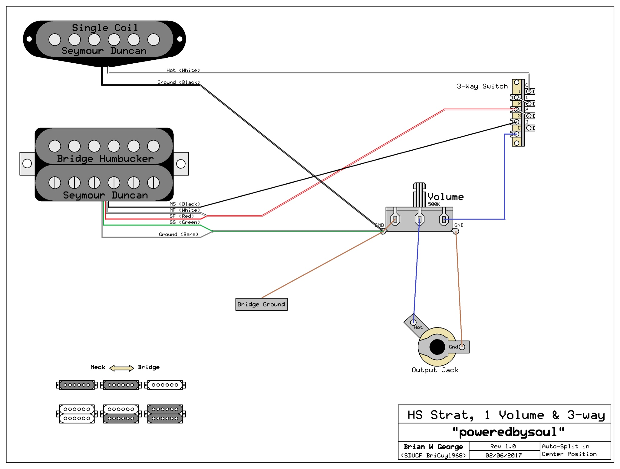 wiring diagram seymour duncan off road light without relay diagrams jb and 59