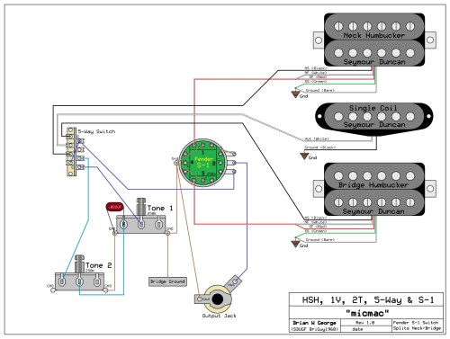 small resolution of hsh wiring diagram 5 way switch wiring diagram article 5 way super switch wiring hsh
