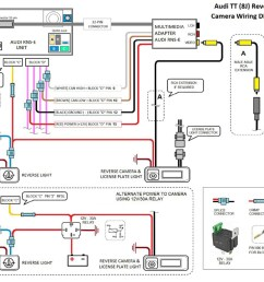 audi navigation wiring diagram images gallery [ 1024 x 905 Pixel ]