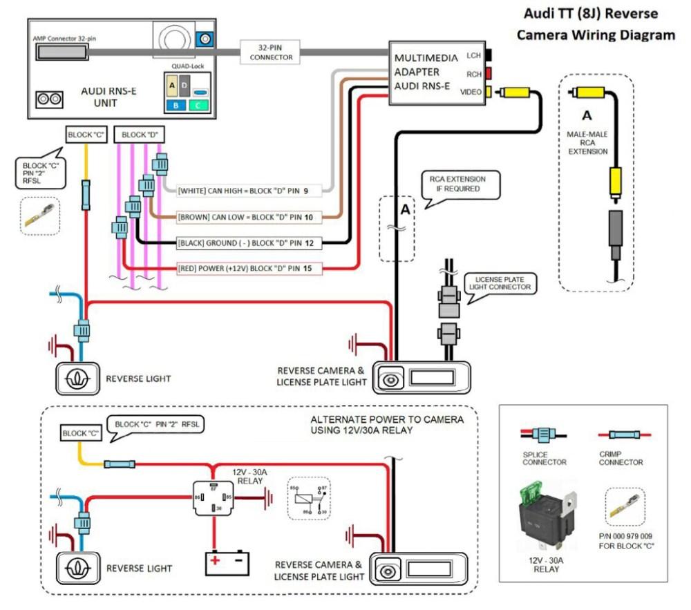 medium resolution of audi navigation wiring diagram images gallery