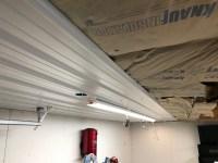 Metal Ceiling Panels Garage  My MARKeting Journey