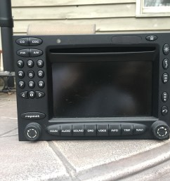 pulled out of 2004 anniversary 996 for a modern head unit works great 400 shipping  [ 2048 x 1536 Pixel ]