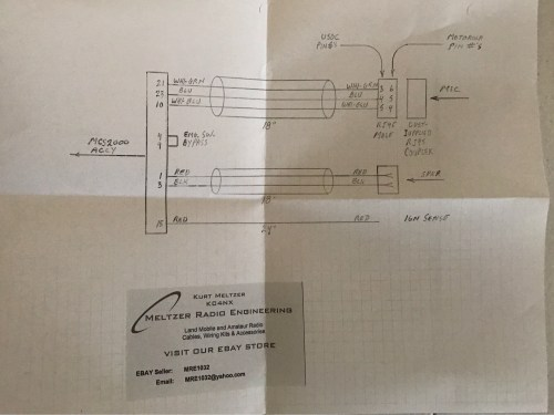 small resolution of following kurt s diagram you can connect your palm mic to your mcs2000 accessory connector