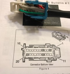you can hit the x7 connector with an upfitter pigtail you can build one or i sell them pinned and explained for 45 plus shipping  [ 1024 x 768 Pixel ]