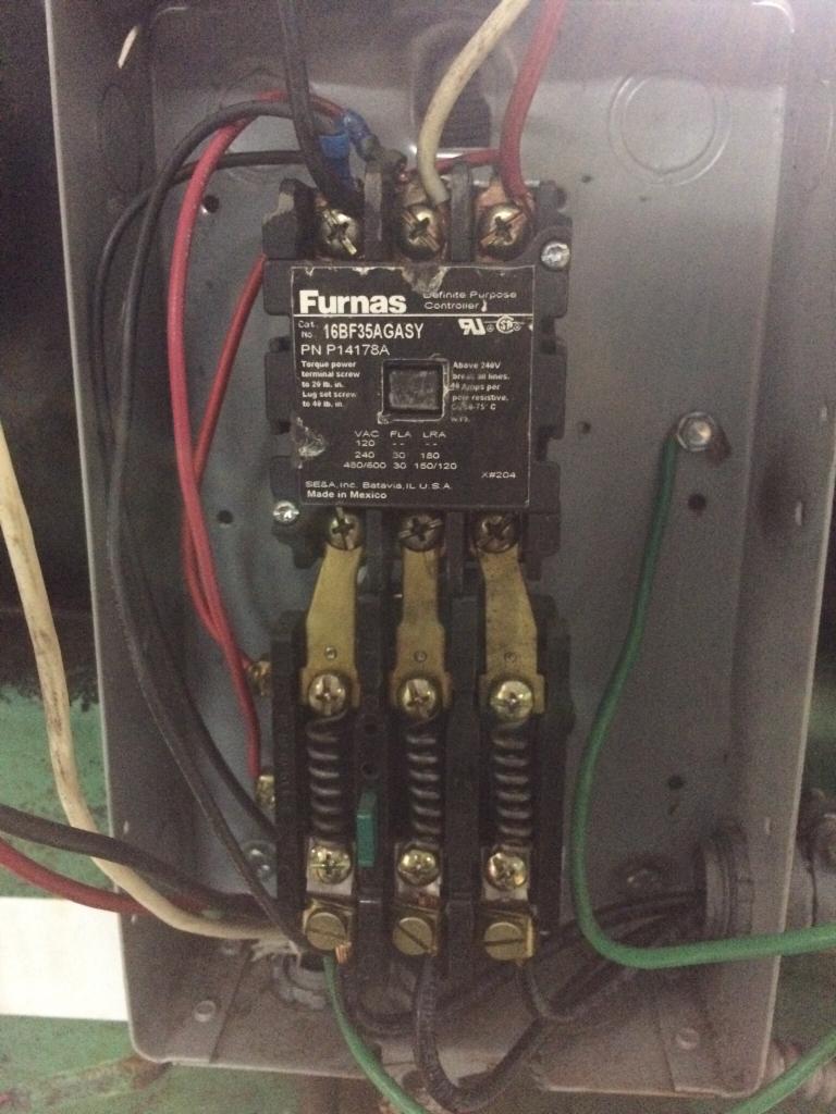 Motor Starter Wiring Diagram On Neon Transformer Wiring Diagram
