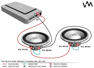 VWVortex  Help with wiring subs?