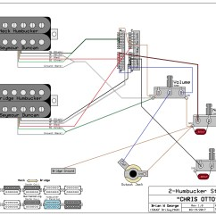 Emg Active Pickup Wiring Diagram Electrical For Water Pump Motor Set Seymour Dunn Invader Wire  Creativeand Co