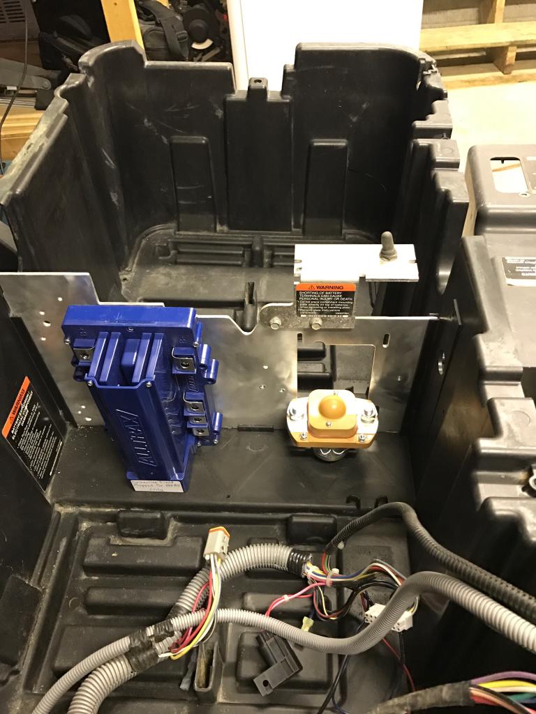 medium resolution of 06 precedent alltrax and solenoid install electric bike controller wiring diagram club car alltrax controller wiring diagram