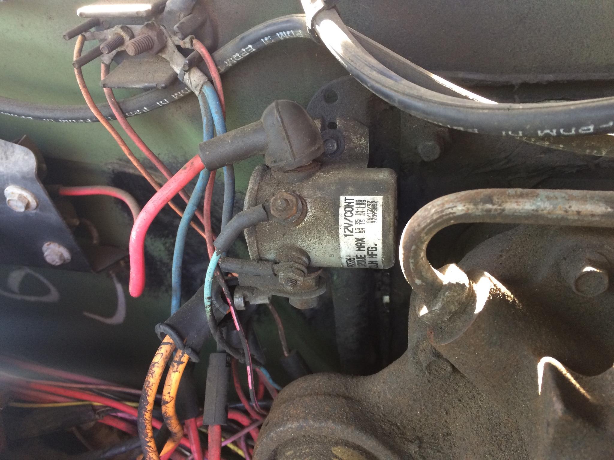 86 chevy truck radio wiring diagram trailer brake controller k10 stereo 89 light