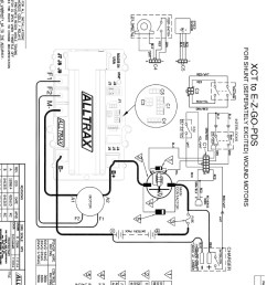 e598 ez go battery wiring diagram kenwood wiring diagram wiring alltrax xct pds install question club car alltrax controller wiring diagram