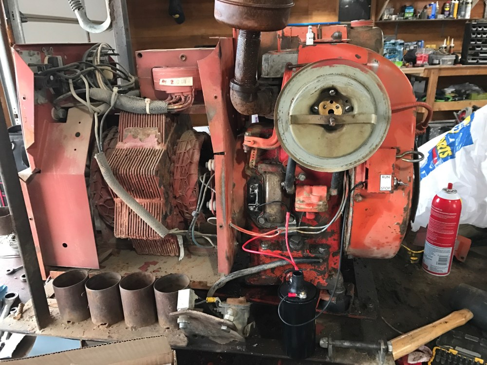 medium resolution of i picked up an ignition coil from napa and a few other things so hopefully i ll get everything ready to be tested tonight here s a few pictures of the