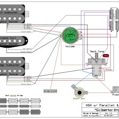 Seymour Duncan Wiring Diagrams Les Paul Usb Power Diagram Hsh S 1 And Super Switch Parallel Switching