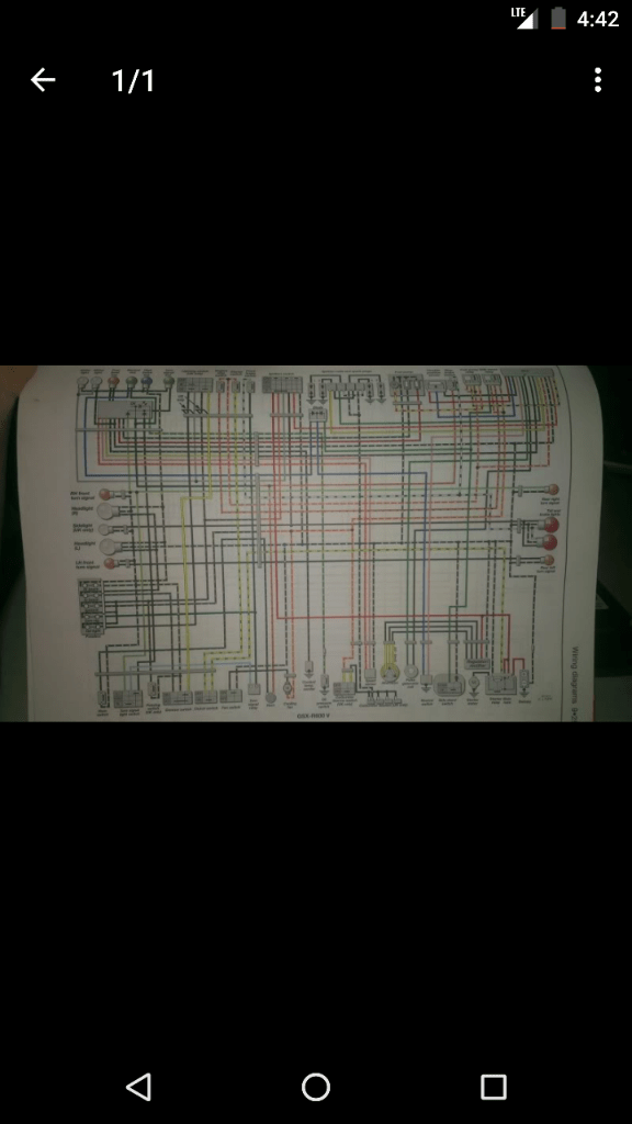 750 Wiring Diagram Together With Suzuki Gsx R 1100 Wiring Diagram