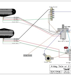 telecaster 2 humbuckers 4 way switch wiring diagram simple wiring tele 4 way switch wiring telecaster 2 humbuckers 4 way switch wiring diagram [ 2048 x 1547 Pixel ]