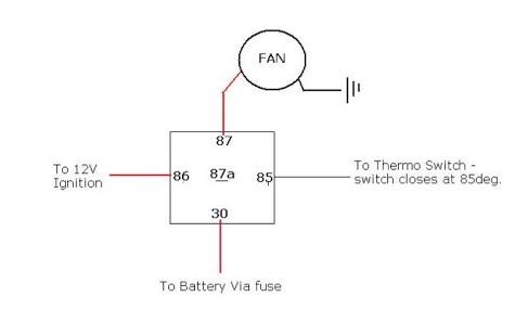 vz thermo fan wiring diagram chrysler radio diagrams 6 stromoeko de thermofan auto electrics ozfalcon ford falcon rh com au vt vy