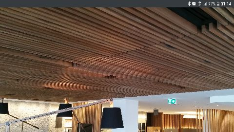 Fixing Timber To Ceiling Without Visible Screws
