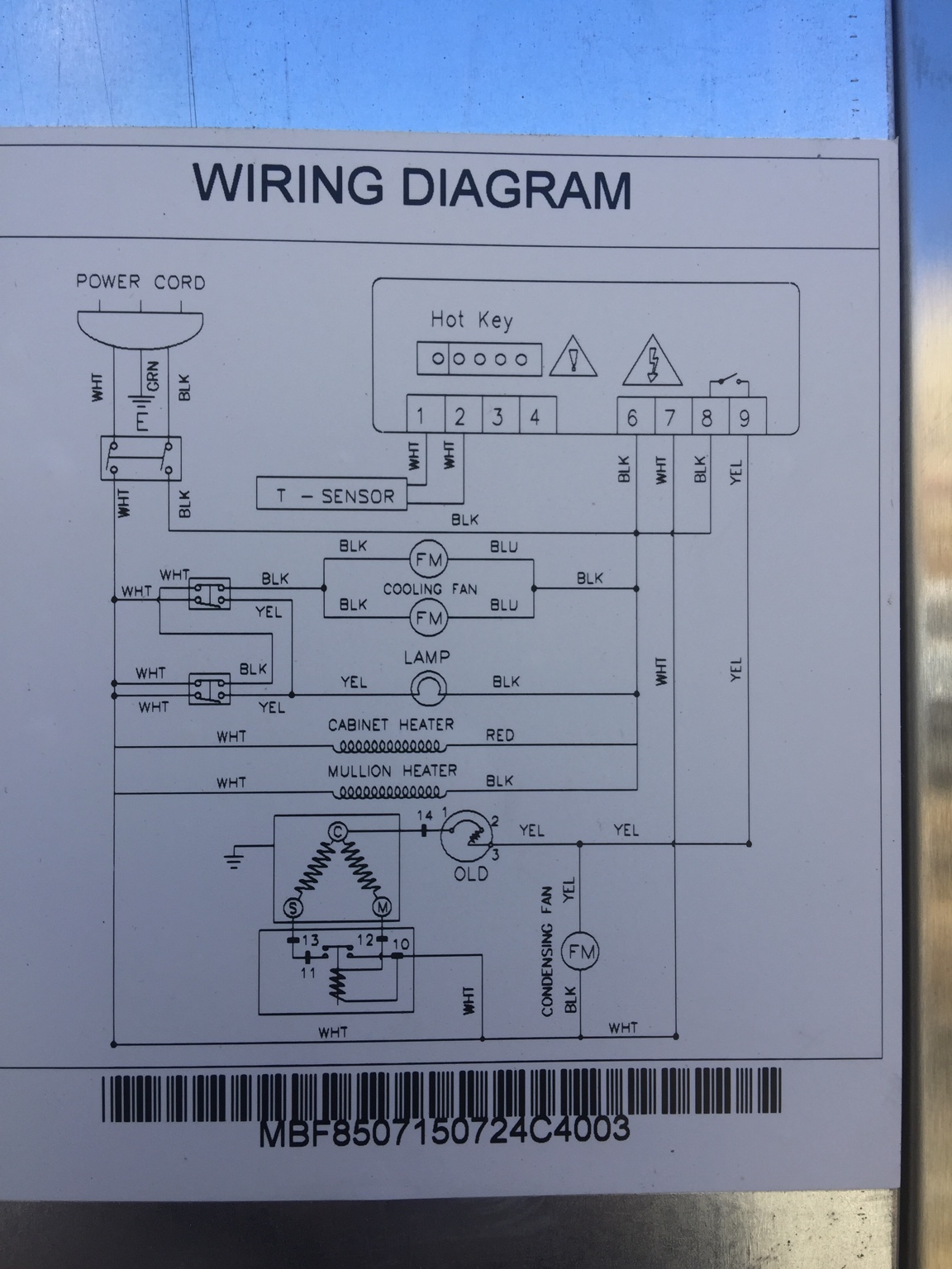Wiring Diagram Photo Sensor