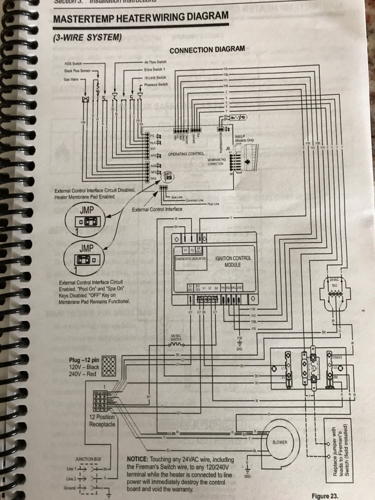 Jandy Pool Control Wiring Diagram - iaqualink 2 0 jandy pro ... on