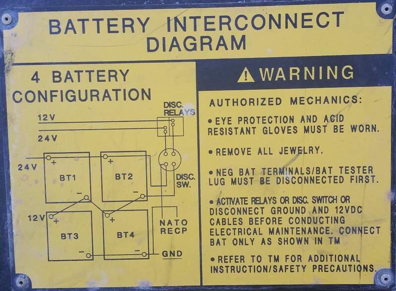 Volt Battery Wiring Diagram Additionally C Er Trailer Battery Wiring