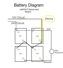 i did a revised battery diagram to illustrate what we missed on my oem diagram https uploads tapatalk cdn com 201 1e23590e62 jpg [ 1536 x 2048 Pixel ]