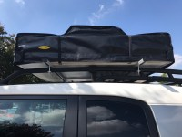 Roof Top Tent on OEM Rack? - Page 4 - Toyota FJ Cruiser Forum
