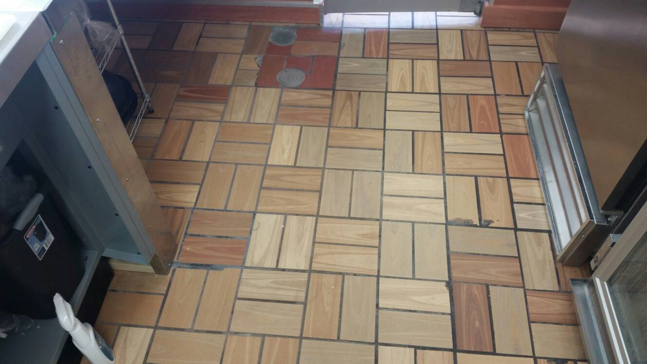 tile and grout repair help please the
