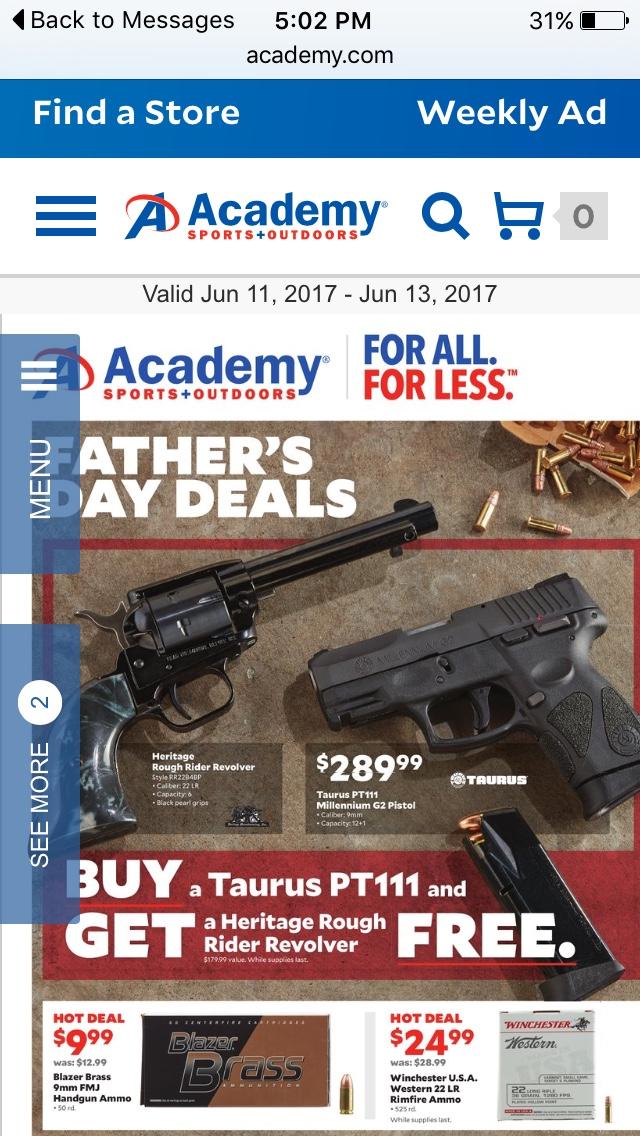deal alert academy ends